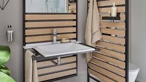 kleines badezimmer gemütlich und modern einrichten