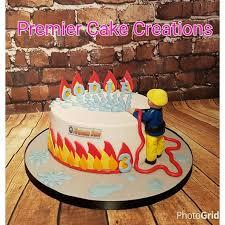 fireman sam cake feuerwehr kuchen kindergeburtstag