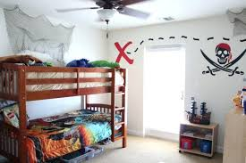 Pirate Themed Home Decor Bedroom Amazing Murals For Boys Rooms