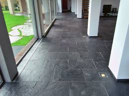silver grey slate floor tiles tile flooring design