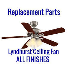 Brookhurst Ceiling Fan 468 282 by Hampton Bay Lyndhurst 52 In White Indoor Ceiling Fan Picclick