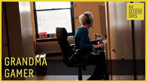 Grandma Gamer // 60 Second Docs