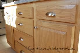 Proper Kitchen Cabinet Knob Placement by Kitchen Cabinet