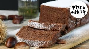 saftiger marroni kastanien kuchen ohne mehl glutenfrei kastanienkuchen