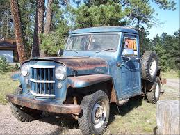 100 Craigslist Pickup Trucks Willys Truck For Sale Car