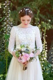Flower Crown Adornment Bridal Headpiece Wedding Destination Head Wreath Rustic Floral