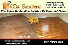 Sandless Floor Refinishing Edmonton by Flooring Installation And Refinishing Services In Victoria