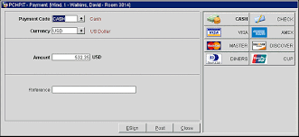 Micros Opera Help Desk by Electronic Signature Capture