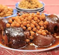 cuisine choumicha recette pieds de veau à la façon de choumicha