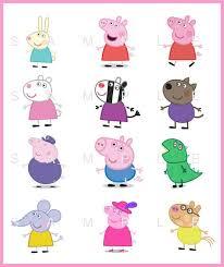 Peppa Pig George Pumpkin Template by 112 Best Peppa Pig Images On Pinterest Peppa Pig Birthday Ideas