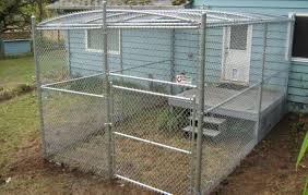 Dog Run Ideas Ground - Round Designs A Backyard Guide Install Dog How To Build Fence Run Ideas Old Plus Kids With Dogs As Wells Ground Round Designs Small Very Backyard Dog Run Right Off The Porch Or Deck Fun And Stylish For Your I Like The Idea Of Pavers Going Through So Have Within Triyaecom Pea Gravel For Various Design Low Metal Home Gardens Geek To A Attached Doghouse Howtos Diy Fencing Outdoor Decoration Backyards Impressive Curious About Upgrading Side Yard