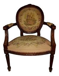 Early 19th Century King Louis XVI Style Accent Chair Barnett Fniture King Hickory Winston Bartlett Home Furnishings Store Tn Accent Chairs And Ottomans W010 Francis Brinsmade Chair Bentley Sofa Living Room Fabric With Panel Arm Blackbrown Floral Ottoman Round Coastal By Universal 3839 Pebble Athens 79 Off Abc Carpet Cisco Brothers
