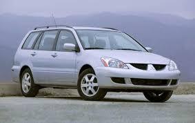 Used 2004 Mitsubishi Lancer Sportback Wagon Pricing For Sale