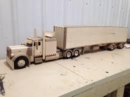 Wooden Peterbilt Truck | Diy | Wooden Truck, Wood Toys, Wooden Toy ...