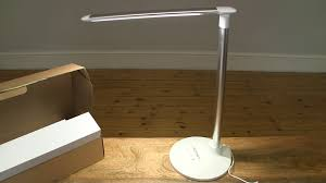 Ottlite Desk Lamp Colour Changing by Tecknet 15w Eye Care Dimmable Led Desk Lamp Youtube