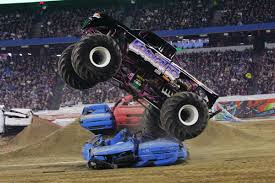 New Program Highlights Newest Version On Monster Jam | The Ticket ... Monster Jam Juego Interesting Latest Image Gallery Of Maverik Clash Of The Titans Monster Trucksrmr Krysten Anderson Carries On Familys Grave Digger Legacy In Center Details Jams Triple Threat Series To Roar Through Salt Lake Jan 6 Wild Flower Thanks Fast Message Coolest Haul Company You Truck Show Added 2016 Garco Fair Postipdentcom Truck Show Dragon Slayer Trucks Wiki Fandom Powered By Wikia Review At Angel Stadium Anaheim Macaroni Kid Rally Discount Tickets Utah Deal Diva Returns Ford Field Detroit