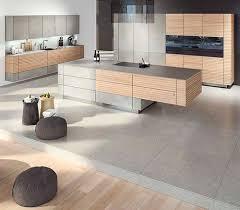 moderne küche woodline one zeyko aus eiche beton