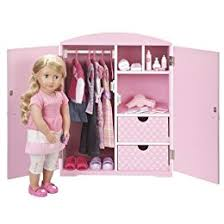 Charming Decoration Our Generation Closet Doll Clothes Tar