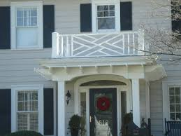 Steel Railing Designs For Front Porch With Metal Design Building