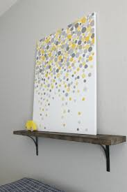Yellow Gray Bathroom Art by I U0027m Determined To Do This But Maybe With Different Colors