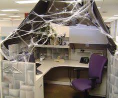 Halloween Cubicle Decoration Ideas by Happy Halloween We Had A Cubicle Decorating Contest At The