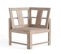 Pottery Barn Aaron Chair Espresso by Wood Dining Chairs Pottery Barn