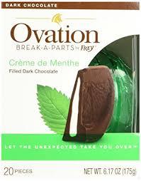 r ovation cuisine en ch e amazon com chocolate mint breakaway orange grocery