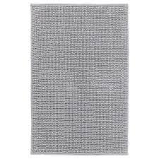 toftbo badematte grauweiß meliert 50x80 cm