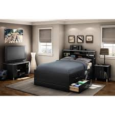 Storage Beds & Headboards Bedroom Furniture The Home Depot
