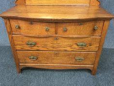 antigue oak lingerie chests rare oak bonnet lingerie chest with