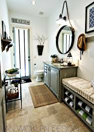 Pinterest Bathroom Ideas Beach by 63 Best The Beach Bathroom Images On Pinterest Beach Bathrooms