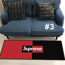 fashion style cool streetwear plüsch boden teppich teppich wohnzimmer schlafzimmer fußmatte rutschfeste küchenmatte