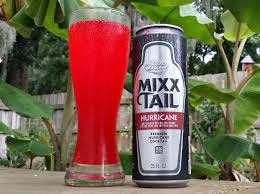 Bud Light Mixxtail Hurricane