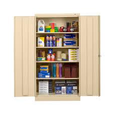 tennsco storage made easy standard storage cabinet unassembled