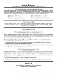 Resume Samples For Tech Jobs