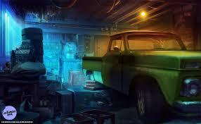100 Truck Games 365 ArtStation Enigmatis The Ghost Of Maple Creek Monster Ink