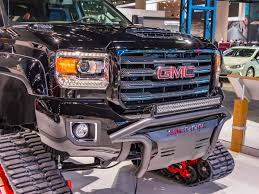 2018 GMC Sierra 2500HD All Mountain Concept Treks To L.A. | Kelley ... Gmc Truck Accsories 2015 Bozbuz Chevy 2005 Pleasant Used Sierra 1500 For New 2019 Summit White Gmc Slt For Sale In North Air Design Usa The Ultimate Collection Gmc Truck Accsories 2016 2014 In Phoenix Arizona Access Plus 2018 2500hd All Mountain Concept Treks To La Kelley Eagle1inmichigan 2006 Regular Cab Specs Photos Cst Suspension 8inch Lift Install Hitchstopcom 3500 Sharptruckcom