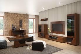 easy möbel wohnzimmer komplett set b medulin 10 teilig teilmassiv farbe walnuss schwarz