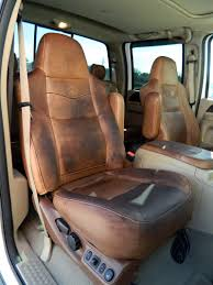 How To: Clean And Condition Ford King Ranch Leather - Auto Geek ...