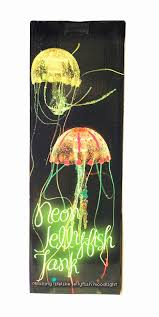 Battery Operated Lava Lamps Australia by Mini Jellyfish Led Light Features 2 Realistic Jellyfish Neon