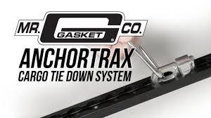 100 Truck Bed Tie Down System Mr Gasket Anchortrax Cargo