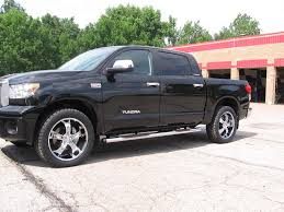 Toyota Tundra With 20 Inch Wheels And Nitto Terra Grappler Tires ...