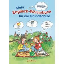 mein englisch wörterbuch für die grundschule