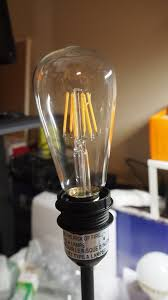 classic edison shape bulbs for low voltage landscaping lighting