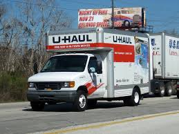 U-Haul Rental Truck - A Photo On Flickriver