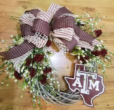 Aggie Wreath Heartworks College Station TX 979 846 0512