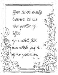 Coloring Pages For Kids By Mr Adron Printable Acts Page Bible Verse Of Comfort