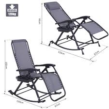 Outsunny Garden Rocking Chair Folding Recliner Outdoor Adjustable ... Anti Gravity Lounge Chairs Amazon Best Home Chair Decoration Garden Lounger Wido Saan Bibili Zero Recliner Outdoor Beach Patio Folding Sun Smart Living 2in1 Zero Gravity Lounger In B31 Birmingham For Pool Yard Top 10 Review 2019 Green Timber Ridge 2pcs Portable Rocking Recling Arm Rest Choice Products 2person Double Wide