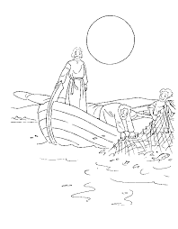 Animated Coloring Pages Bible Story Image 0099