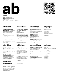 The Top Architecture Resume CV DesignsSubmitted By Andrea Bit